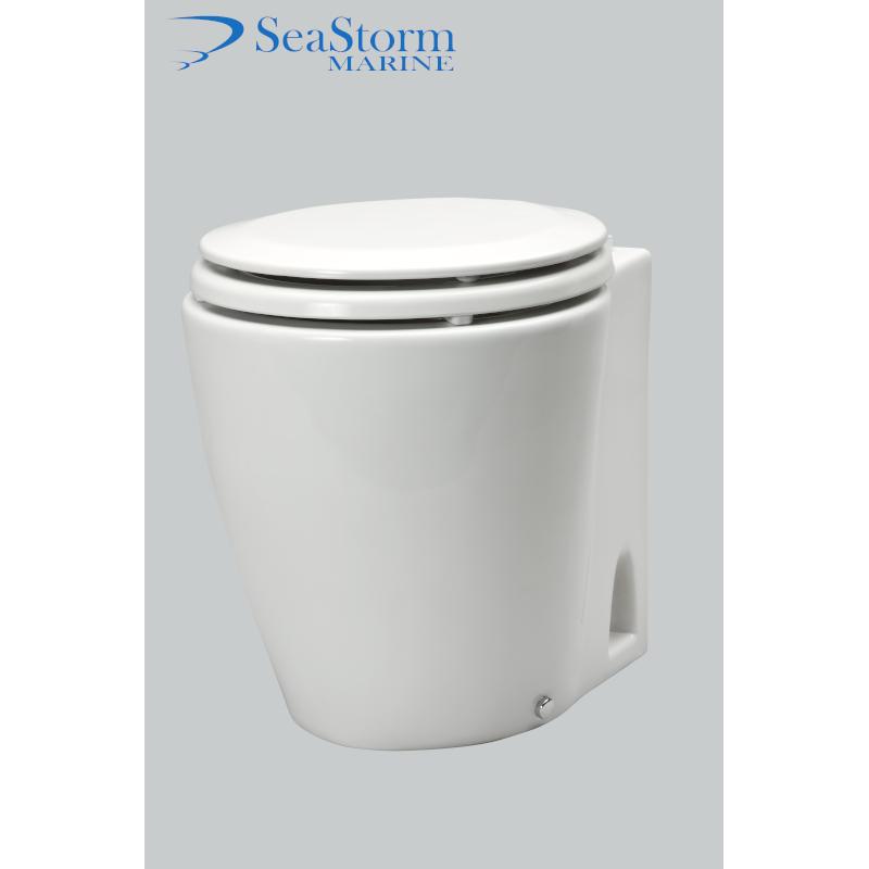 Laguna Luxury Marine Hydrovacuum Toilet - Ocean Technologies
