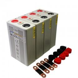 4 Pack CALB CA100 Battery Cell 3.2V LiFePO4 Safe