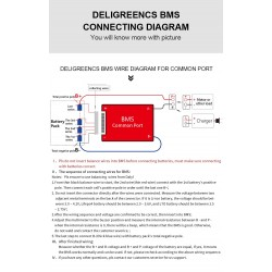 Daly - Deligreen BMS - control and protect your LiFePO4 pack