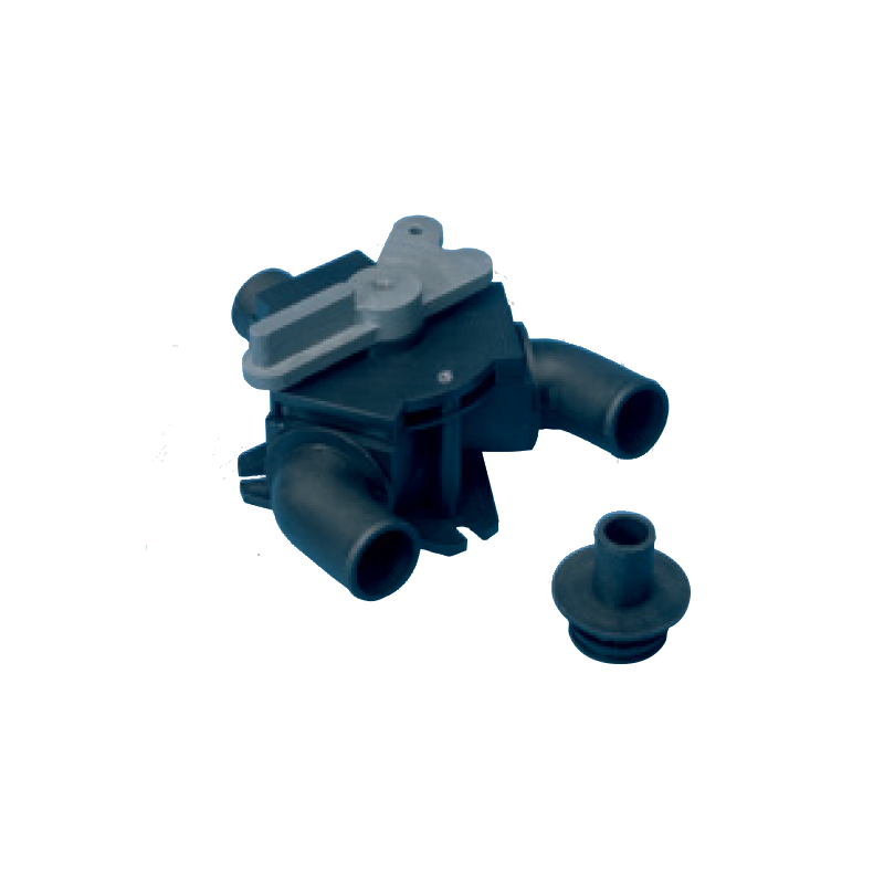 Y-Valve for Waste Water Holding Tanks - Ocean Technologies